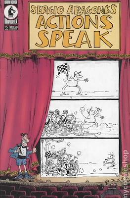 Sergio Aragonés Actions Speak (Miniserie) #5