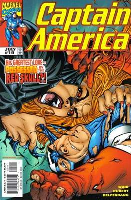 Captain America Vol. 3 (1998-2002) (Comic Book) #19