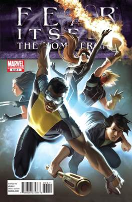 Fear Itself: The Home Front (Comic-Book) #6