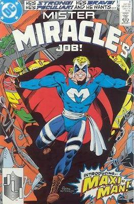 Mister Miracle (Vol. 2 1989-1991) (Grapa) #9