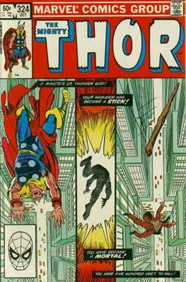 Journey into Mystery / Thor Vol 1 (Comic Book) #324