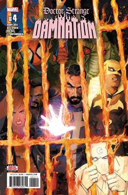 Doctor Strange - Damnation (Comic Book) #4