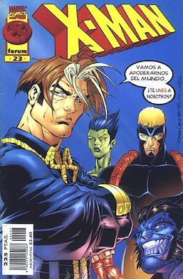 X-Man Vol. 2 (1996-2000) (Grapa 24 pp) #23