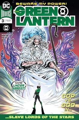 The Green Lantern Vol. 6 (2019-) (Comic book) #3
