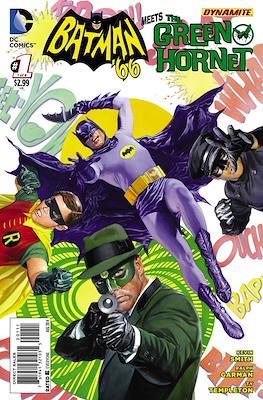 Batman '66 Meets the Green Hornet (Comic-book) #1