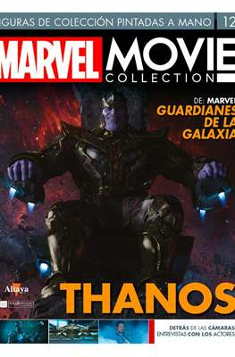Marvel Movie Collection (Grapa) #12