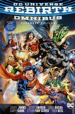 DC Universe: Rebirth Omnibus Expanded Edition