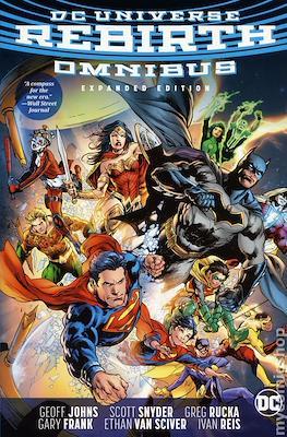 DC Universe: Rebirth Omnibus Expanded Edition