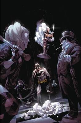Batman: Nuevo Universo DC / Renacimiento (Grapa) #105/50