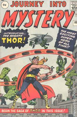 Journey into Mystery / Thor Vol 1 (UK Edition)