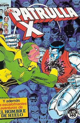 La Patrulla X Vol. 1 (1985-1995) (Grapa) #42