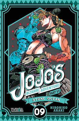 JoJo's Bizarre Adventure - Part VI: Stone Ocean #9