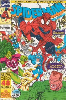 Spiderman Vol. 1 / El Espectacular Spiderman (1983-1994) (Grapa 32-48 pp) #276