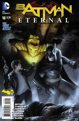 Batman Eternal (2014-2015) (Comic-Book) #18