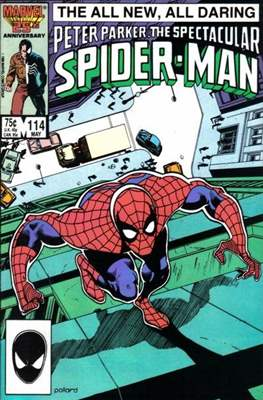 The Spectacular Spider-Man Vol. 1 (Comic Book) #114