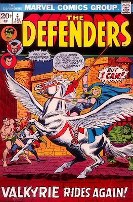 The Defenders vol.1 (1972-1986) #4