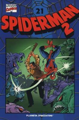 Coleccionable Spiderman Vol. 2 (2004) (Rústica, 80 pp) #21