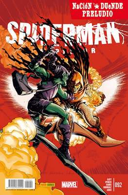 Spiderman Vol. 7 / Spiderman Superior / El Asombroso Spiderman (2006-) (Rústica) #92
