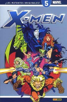 X-Men (Segundo coleccionable) #5