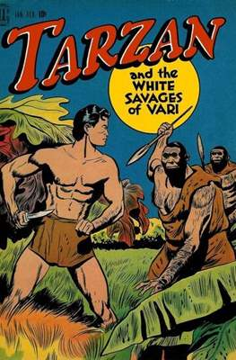 Tarzan (Comic-book) #1