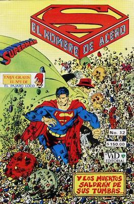 Superman Vol. 1 (Grapa. 1986-2001) #12