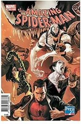 The Amazing Spider-Man #642
