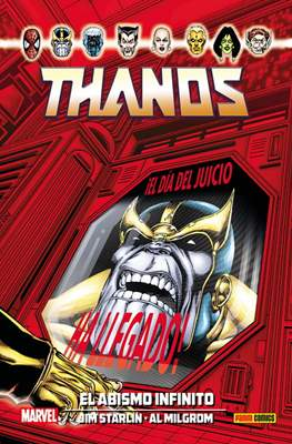 Thanos. 100% Marvel HC (Vol. 2) #2