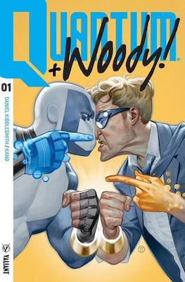 Quantum + Woody!
