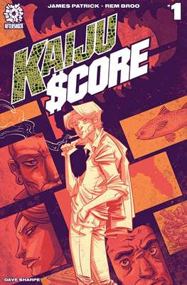Kaiju $core #1