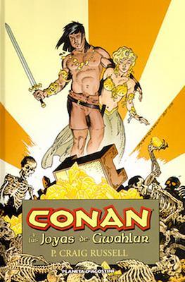 Conan y las Joyas de Gwahlur