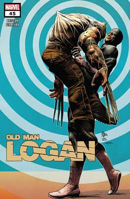 Old Man Logan Vol. 2 (Comic-book) #45
