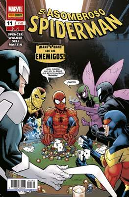 Spiderman Vol. 7 / Spiderman Superior / El Asombroso Spiderman (2006-) (Rústica) #160/11