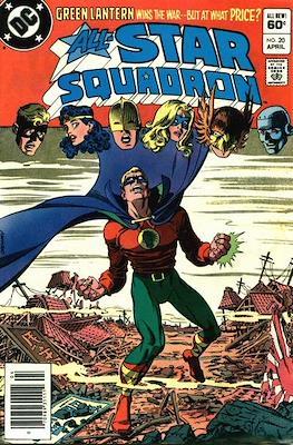 All-Star Squadron Vol 1 (Grapa) #20