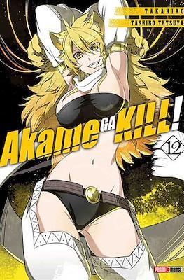 Akame ga Kill! (Rústica) #12