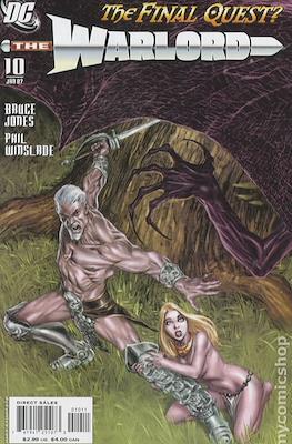 Warlord Vol. 2 (2006-2007) (Grapa) #10