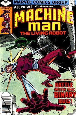 Machine Man Vol. 1 (Comic Book) #11
