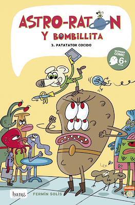 Astro-Ratón y Bombillita #3