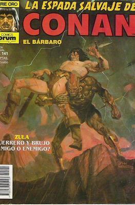 La Espada Salvaje de Conan. Vol 1 (1982-1996) (Grapa. B/N.) #141