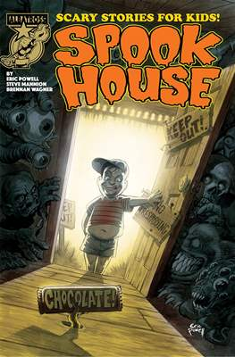 Spook House (Comic-book / Digital) #1