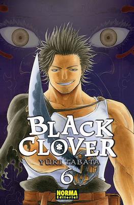 Black Clover (Rústica con sobrecubierta) #6