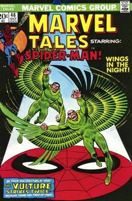 Marvel Tales (Comic Book) #46