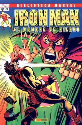 Biblioteca Marvel: Iron Man (2005-2008) (Rústica 160 pp) #9