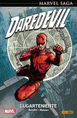 Marvel Saga: Daredevil (Cartoné) #5