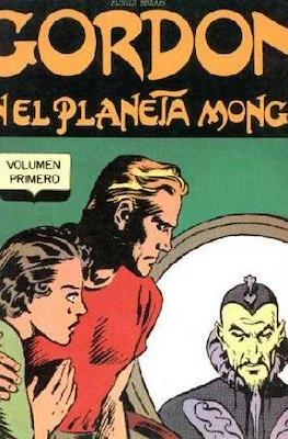 Gordon en el planeta Mongo