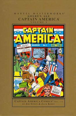 Marvel Masterworks: Golden Age Captain America