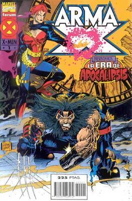 Arma-X Vol. 2 (1995-1996). La Era de Apocalipsis (Grapa 24 pp) #1