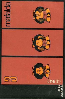 Mafalda (Rústica. Edición 1970) #3