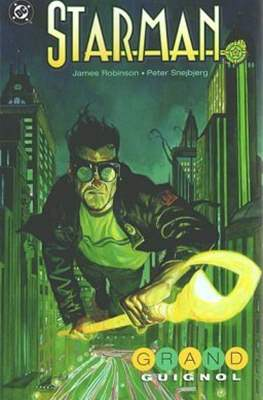 Starman (1996-2005) (Softcover) #9