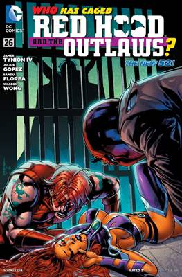 Red Hood and the Outlaws (2011-) New 52 (Comic-Book) #26