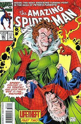 The Amazing Spider-Man Vol. 1 (1963-1998) (Comic-book) #387